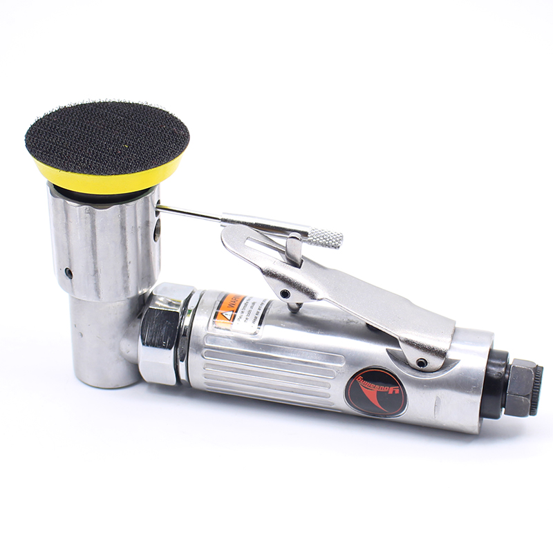 Tools : 2  amp  3 Inches Pneumatic Air Polisher Sander Eccentric Polishing Machine Pneumatic Polisher Tool