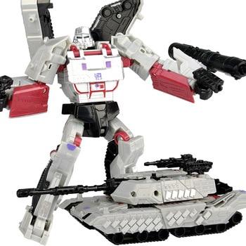19cm Transformation Car Robot Toys Bumblebee Optimus Prime Megatron Decepticons Jazz Collection Action Figure Gift For Kids - I