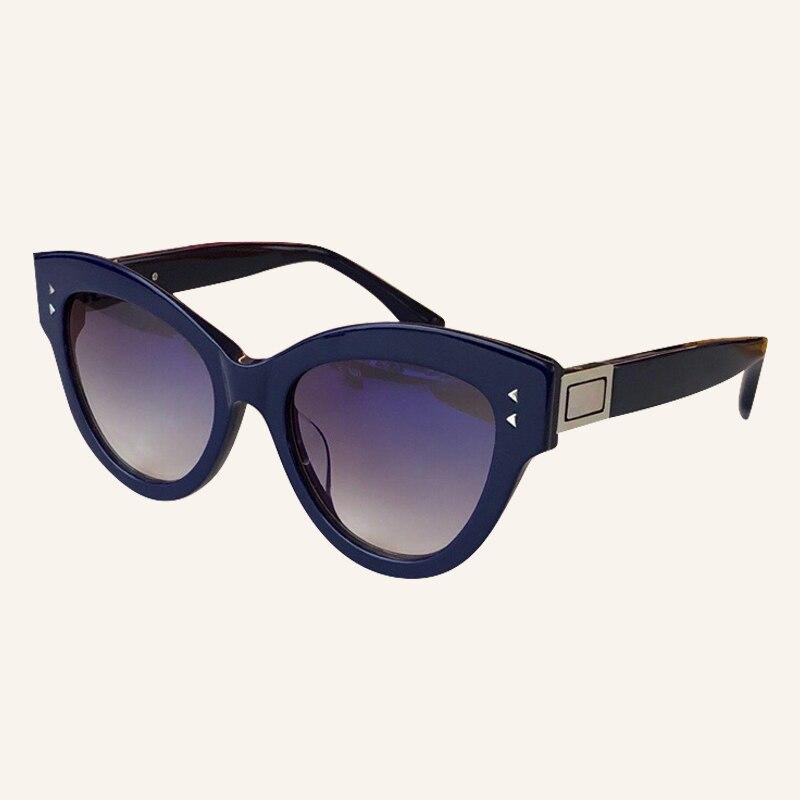 2019 Sexy Cat eye Shade for Women Fashion Sunglasses Woman Retro Cateye Glasses oculos feminino with