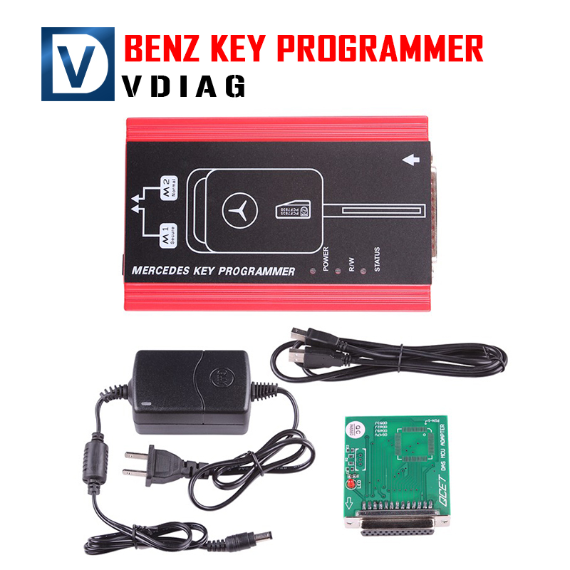 2016 Hot selling For MB Key Programmer for Benz Key Programmer Newest Benz KeyMaker Free Shipping embroidered tape detail beading trim bardot top