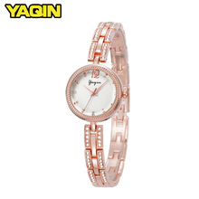 2018 Fashion Diamond Women Watch Top Brand Luxury Rhinestone Dress Wrist Watches Simple Bracelet Ladies Watch Relogio Feminino