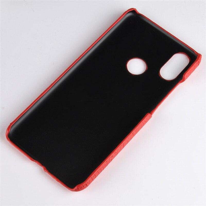 aa1c617194b For Xiaomi Redmi Y2 Case Redmi Y2 Case Luxury Hard PU Leather Phone ...