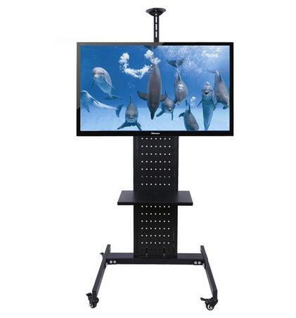 все цены на 37-70 inch LCD LED Plasma TV Floor Display Stand Carts/Trolley With DVD Holder And Camera Holder NB 601 онлайн