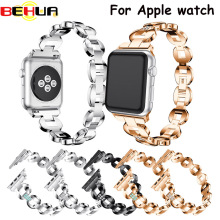 For Apple Watch Band For Apple Watch Series3/2/1 Sport, Adapter Edition 42MM 38MM Watchband Black Silver Rose Gold New Arrival wen hand painted shoes men women canvas sneakers pet cat custom design your own graffiti shoes high top sports skate flat