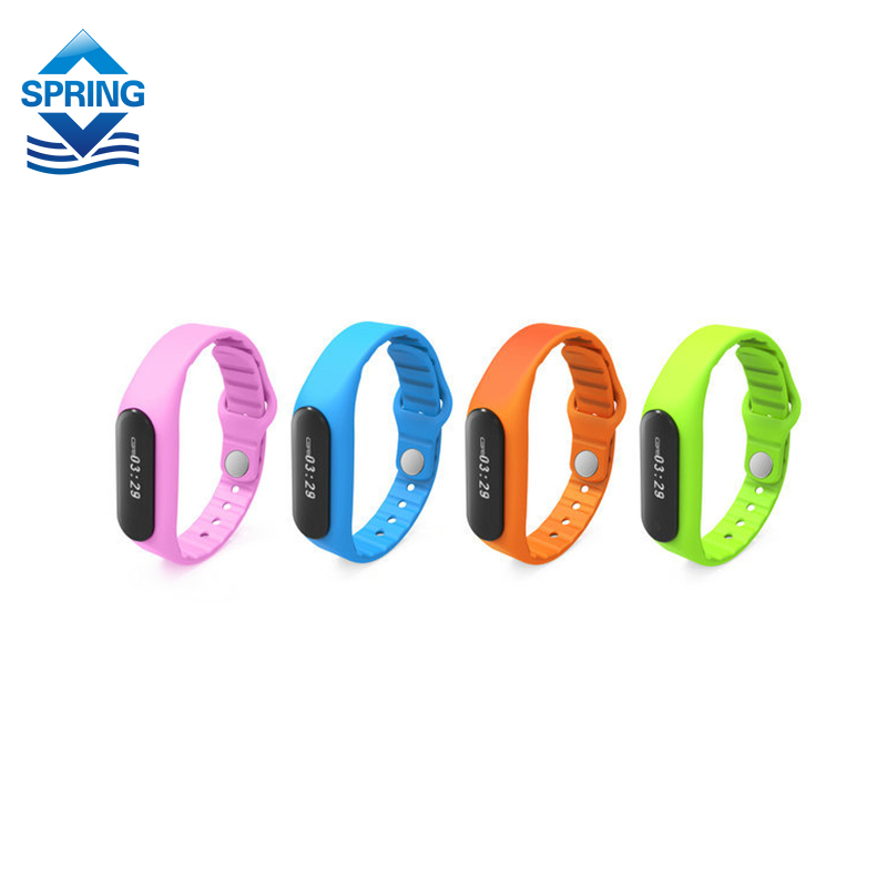 2016 Smart Wristband Wrist band E06 Waterproof Wristbands Bluetooth Smart Bracelet Call Notice Sleep Monitor Android