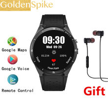 GOLDENSPIKE Смарт-часы KW88 Pro Android 7,0 Bluetooth Smartwatch MTK6580 3g sim-карта gps WiFi 1G + 16 GB Android часы, смартфон(China)