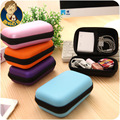 New Fashion Hand Carry Case Pouch For Power Bank USB External WD HDD Hard Disk Drive Protect Bag With Zipper VIA37 P61