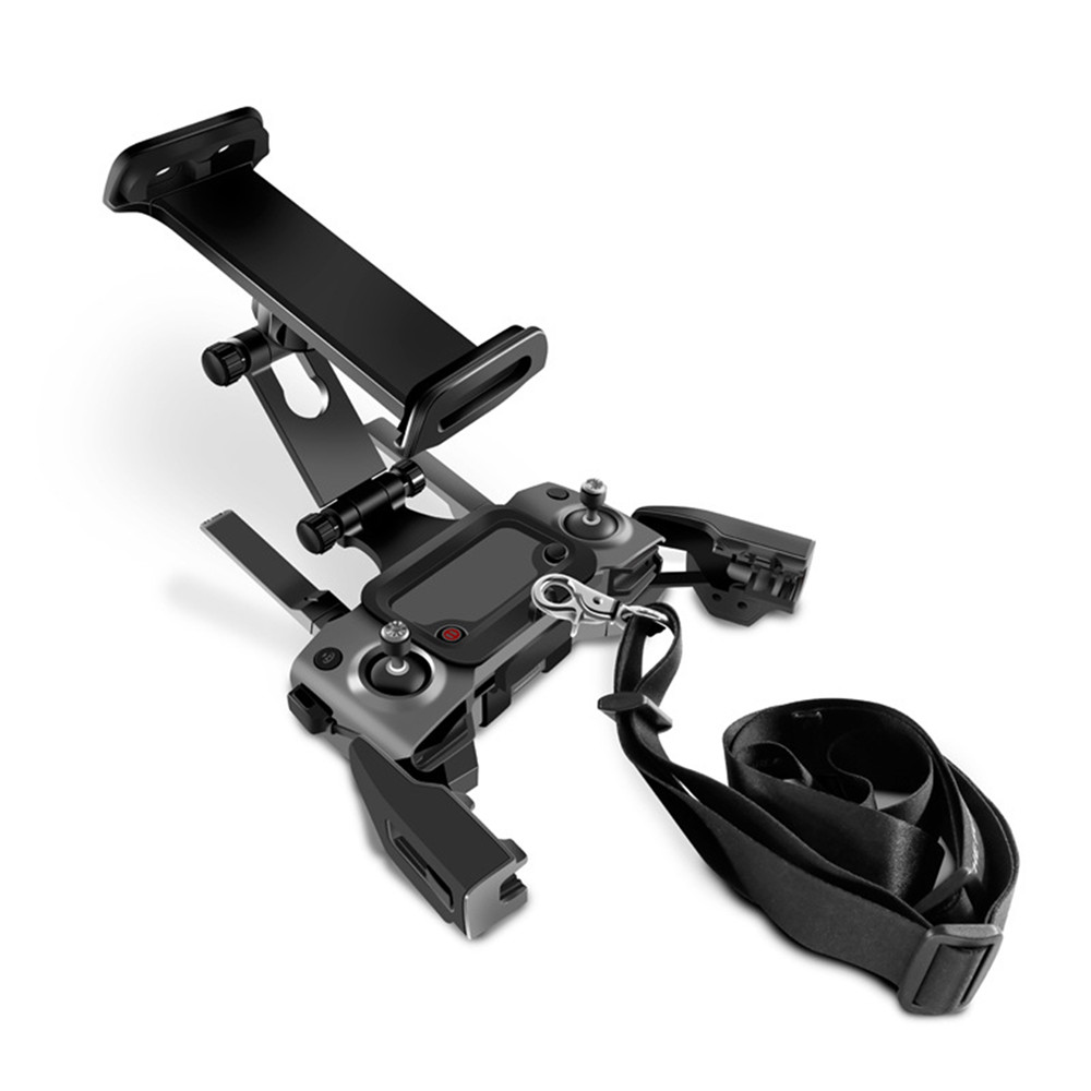 Mobile Phone Tablet Mount Holder For DJI MAVIC MINI 2 Pro Zoom Remote Control Front View Phone Special Bracket Drone Accessories