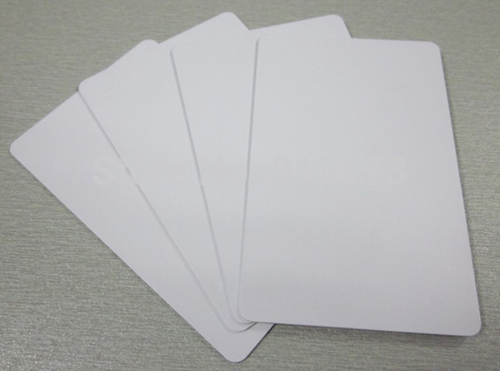 1000pcs/lot TK4100/EM4100 blank EM ID Card Thin Pvc RFID 125KHz 18000-2 Smart Card Access Control Time Attendance 200pcs track 1 2 and 3 magnetic stripe blank card for school library management access control