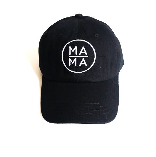 2018 American MAMA BABE Baseball Cap MAMA Trucker Hat Black Snapback Gorras Bone Mother Mom Life Hat Outdoor Leisure Casquette
