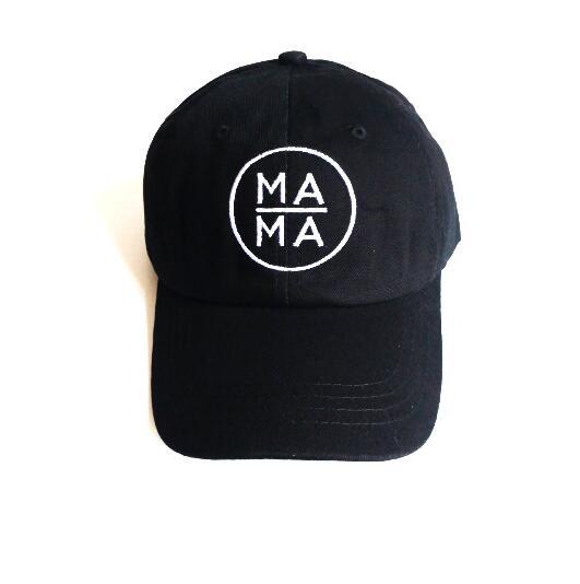 2018 American MAMA BABE   Baseball     Cap   MAMA Trucker Hat Black Snapback Gorras Bone Mother Mom Life Hat Outdoor Leisure Casquette