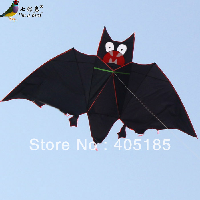 Outdoor fun sports Weifang Kite big bat  3m Factory Outlet flying