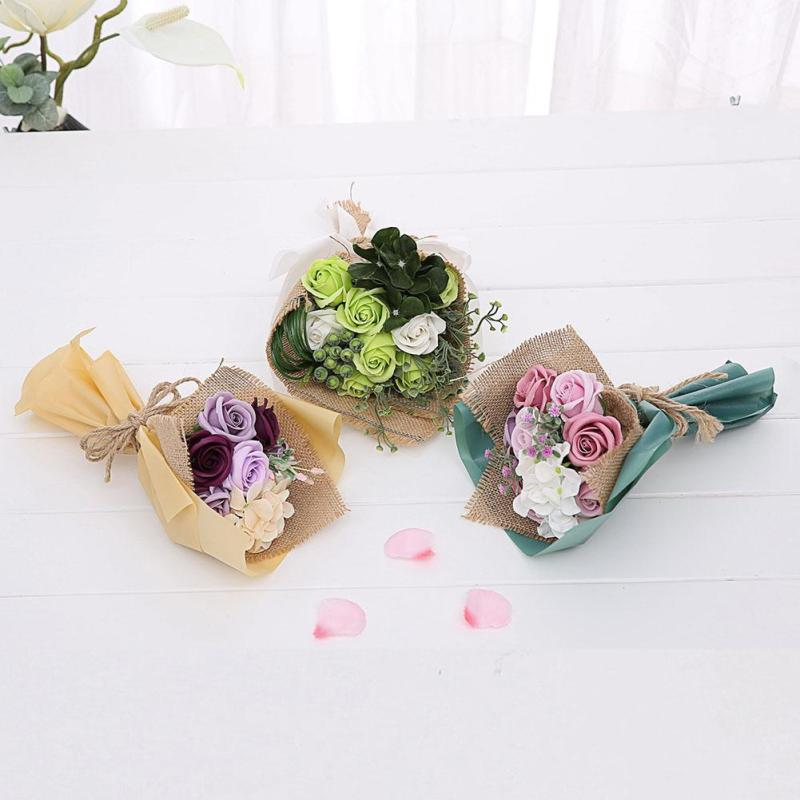 Wedding Gift Flowers: Online Buy Wholesale Wedding Bouquet Boxes From China