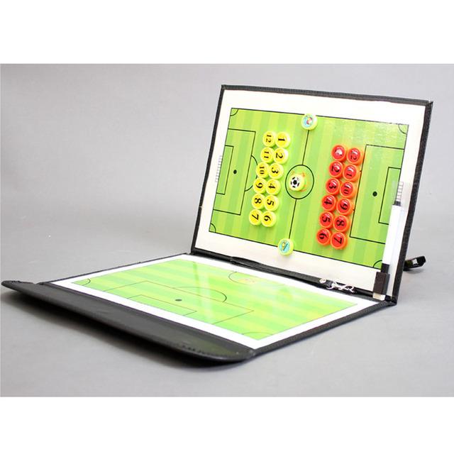 Folding Football Soccer Coach Board For Coaching Tactics