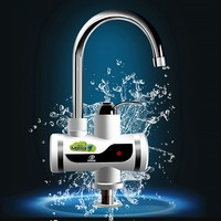 Household Electric Faucet Hot Water Faucet Kitchen Water Heater Heating Faucet Water Purification Heating Faucet