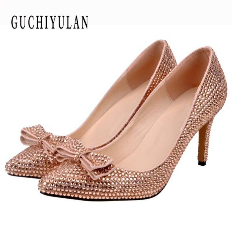 9b19ad59dd Buy glitter heels and get free shipping on AliExpress.com