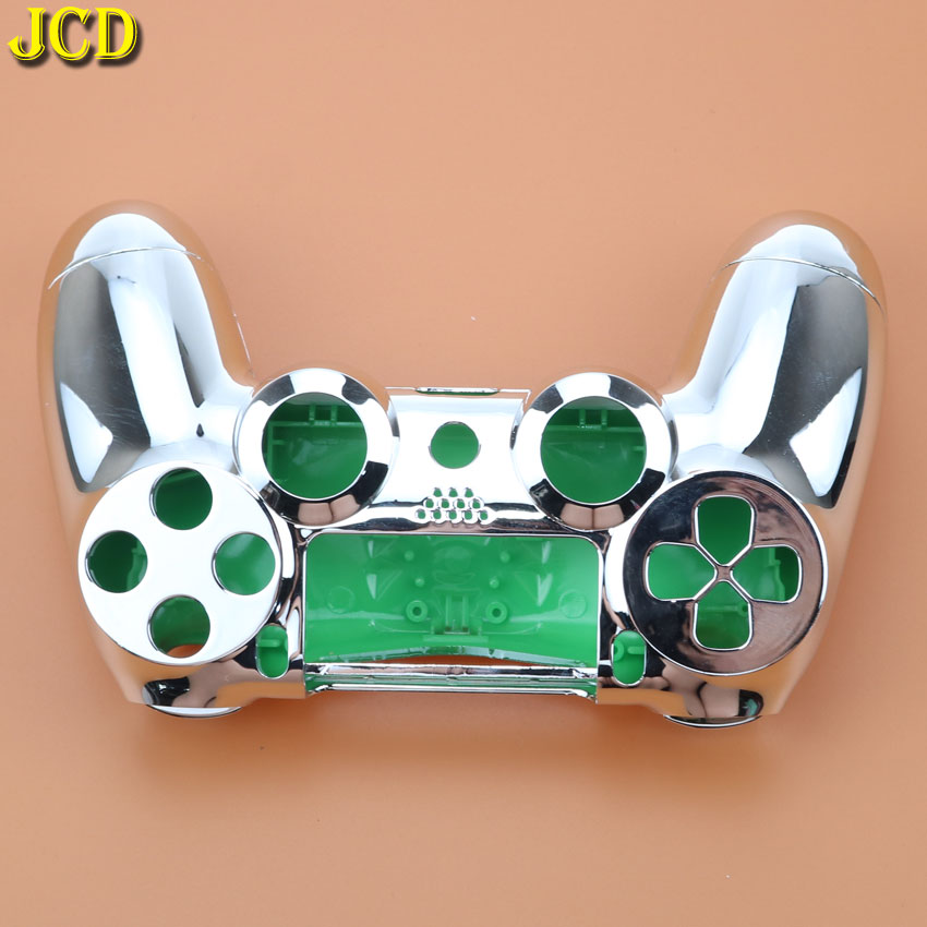 Image 5 - JCD Plating Housing Shell Case Front back / Upper Lower Cover for Sony PS4 DualShock 4 Controller Gamepad JDM 001 V1 Version-in Cases from Consumer Electronics