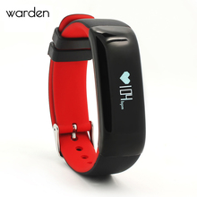 Warden Sport Smart watch Blood Pressure Bluetooth Sleep Fitness Tracker Smart Bracelet Heart Rate Monitor for