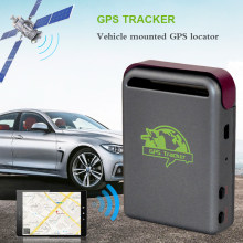 TK102B Hard-wired Carregador de Carro veículo GPS Tracker GPS GSM GPRS dispositivo de rastreamento sistema de monitoramento de Alarme de Carro(China)
