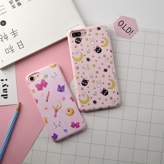 coque iphone 8 plus sailor moon