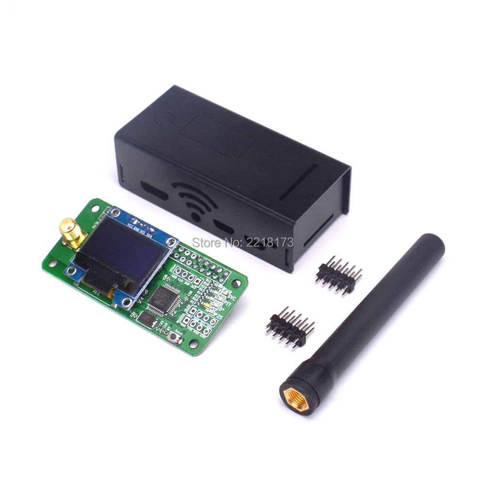 UHF&VHF MMDVM hotspot Support P25 DMR YSF for raspberry pi педали велосипедные dmr v 12 алюминий белый dmr v12 w9