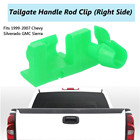 Tailgate Handle Rod Clip Left Hand Side For Chevy Silverado for GMC Sierra 1999-2007