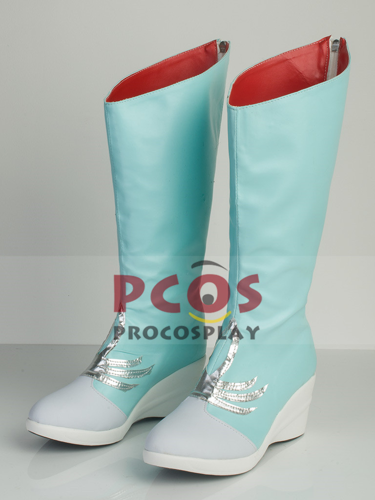 ProCosplay RWBY Weiss Schnee Cosplay Shoes / Boot mp000678