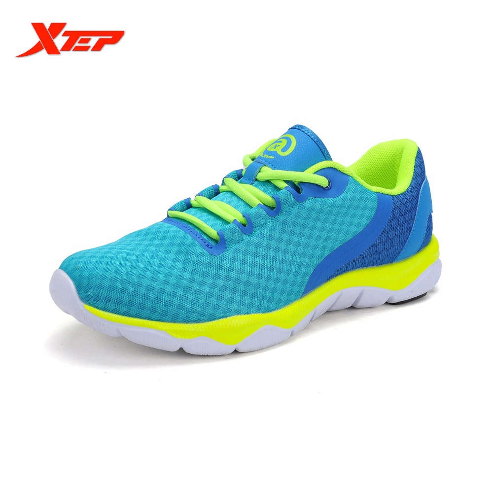ФОТО XTEP 2016 Summer Breathable Mesh Running Shoes for Men Cross-training Shoes Athletic Sport Shoes Men's Sneakers 884119609603