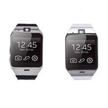 2016 nuevo smart watch aplus gv18 bluetooth smart watch cámara impermeable reloj de pulsera teléfono gsm nfc para samsung iphone