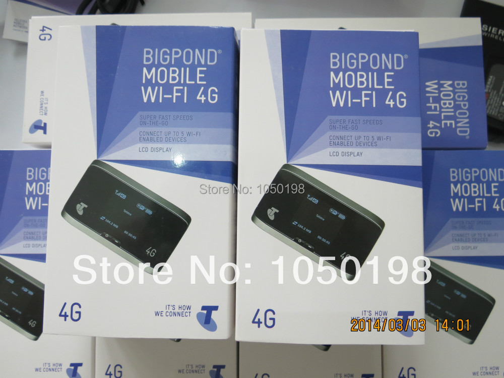 Новый Оригинальный LTE 100 М Портативный 4 Г Беспроводной Маршрутизатор AirCard 760 S 4 Г LTE Маршрутизатор