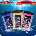 Mobile phone waterproof bag Case underwater water proof mobile phone accessories and spare parts for iphone4 4s 5 5s 6 Plus case
