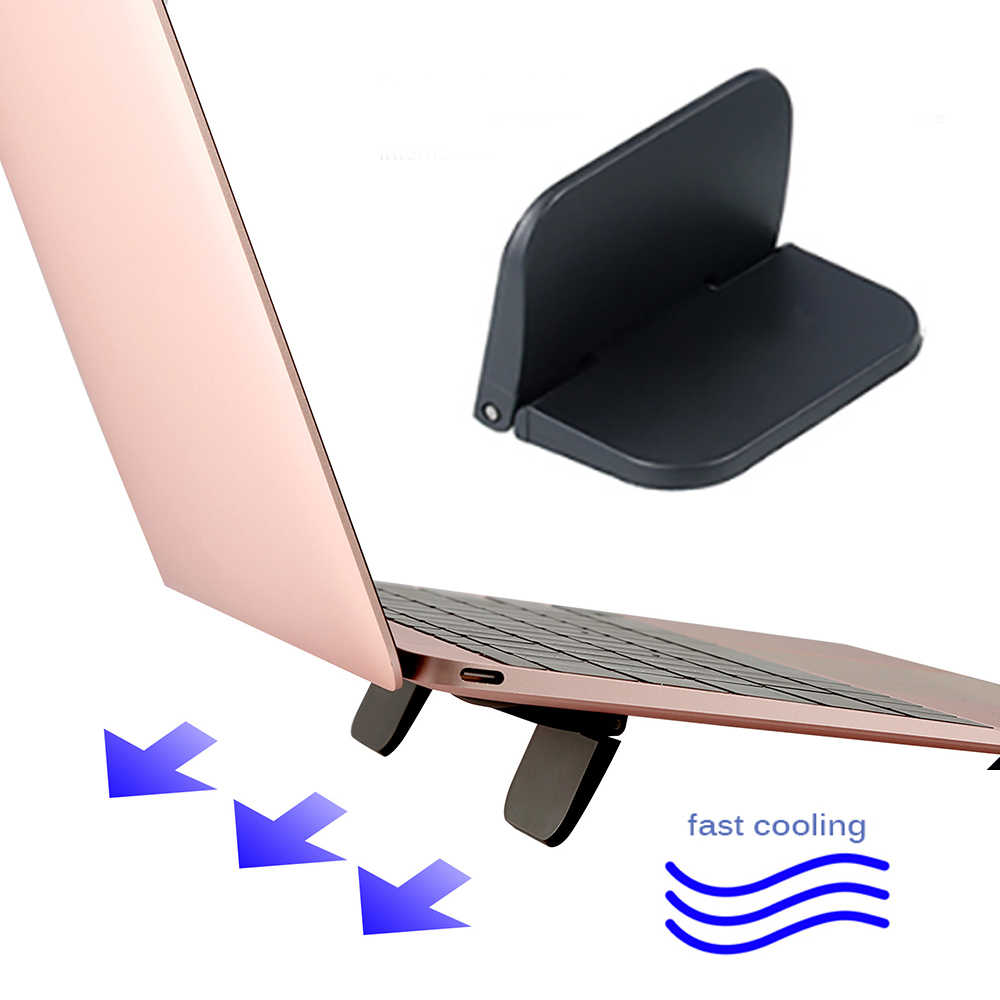 Tafel Houder Stand Laptop Radiator Houder Vouwen Voor IPad Macbook Notebook Stand Tablet Mount Warmteafvoer