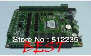 Professional /  200KHz 4 Shaft / Mach3 USB CNC Engraving Machine Control Card