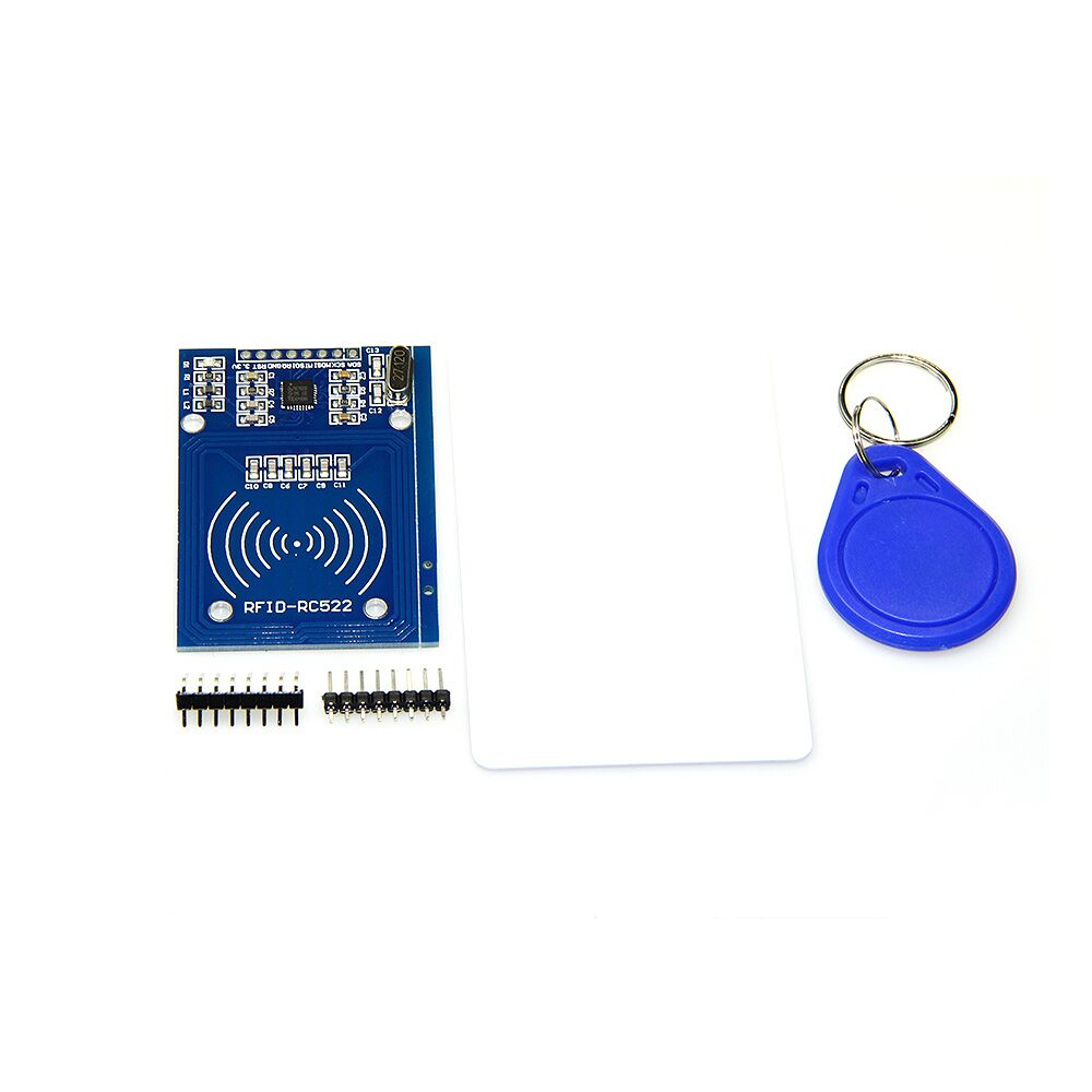 MFRC-522 RC-522 RC522 Antenna RFID IC Wireless Module For Arduino SPI Writer Reader IC Card Proximity Module free shipping mfrc 522 rc522 rfid rf ic card inductive module with free s50 fudan card key chain wholesale