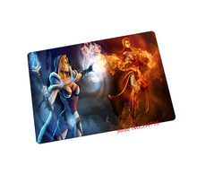 Dota 2 mouse pad hot sales birthday gift game pad to mouse notebook computer mouse mat brand gaming mousepad gamer laptop jogos