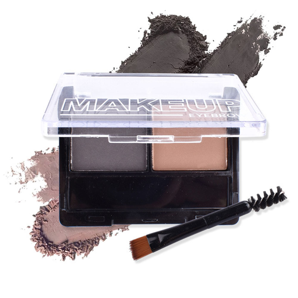 Back To Search Resultsbeauty & Health High Quality Eyebrow Stamp Makeup Kit Eye Brow Tint Waterproof Eyebrow Enhancer Powder Seal Cosmetics Easywear Eye Brows Tool Elegant In Smell