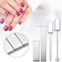 Cat Eye Nail Rubber Special Magnet 3D Phantom Magnet Strong Thick Cat Eye Magnet with Handle Strong Magnet
