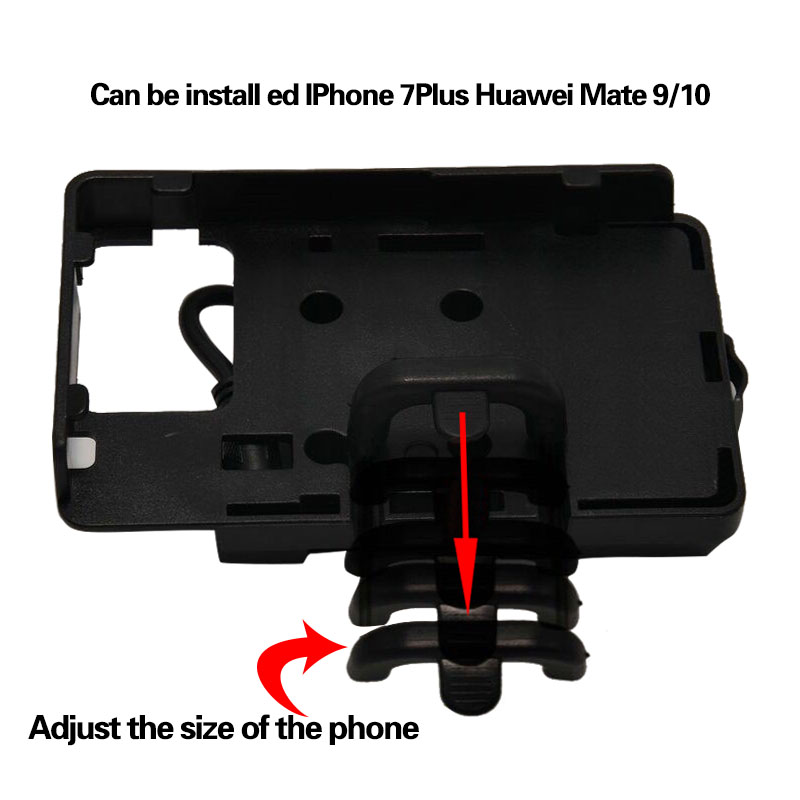 For BMW R1200GS Motorcycle Mount mobile phone Navigation bracket USB phone charging For Honda CRF1000L Africa Twin CRF1000L 2016 цена
