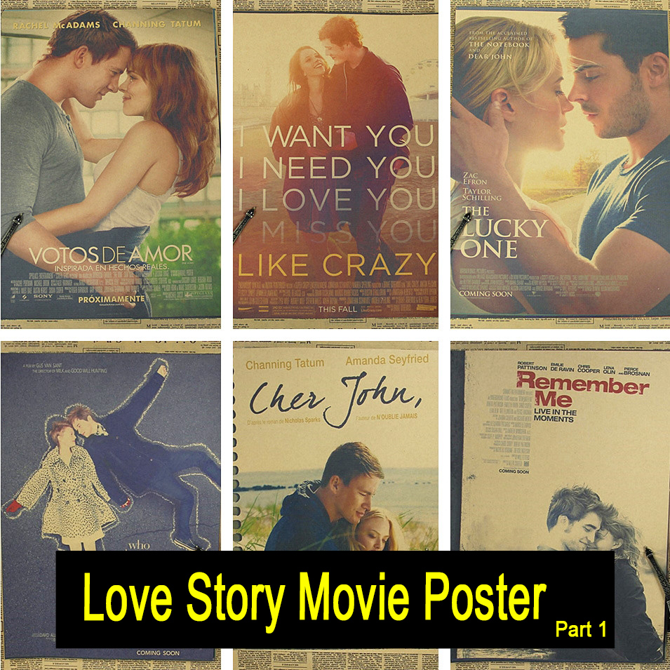 Online Get Cheap Romantic Movie Posters -Aliexpress.com | Alibaba ...