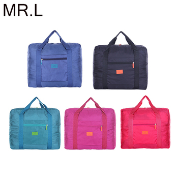 MR.L 2018 New Fashion Travel Pouch Waterproof Unisex Travel Handbags Women Luggage Travel Folding Bags Large Capacity Bag
