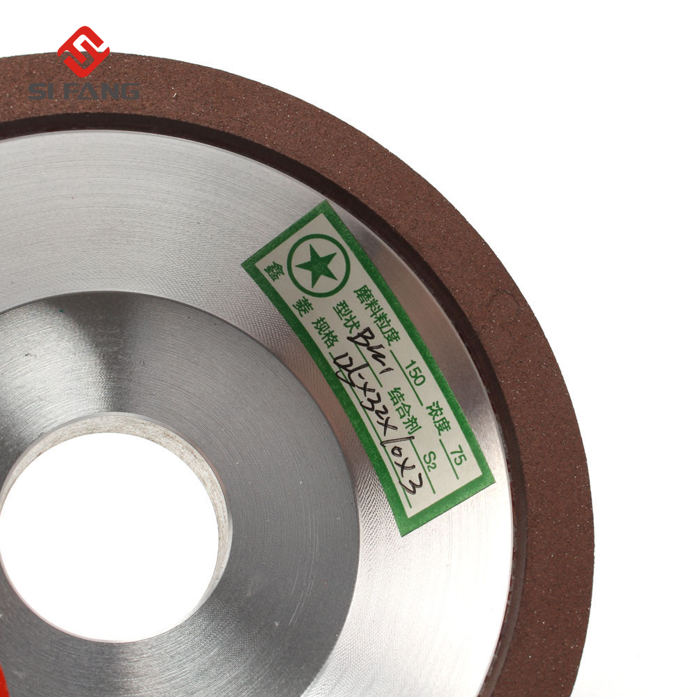 5 quot inch Resin Bonded Flaring Diamond Grinding Cup Wheel bowl shape 120 150 180 Grit 75 Rotary Abrasive Tool 125x32x10x3mm in Grinding Wheels from Tools
