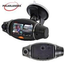 G-сенсор, 2,7 дюймов, видеорегистратор, HD камера, двойной объектив, автомобильная камера, видео рекордер, инфракрасное ночное видение, 1080P DVR, R310, gps, регистратор, TFT lcd
