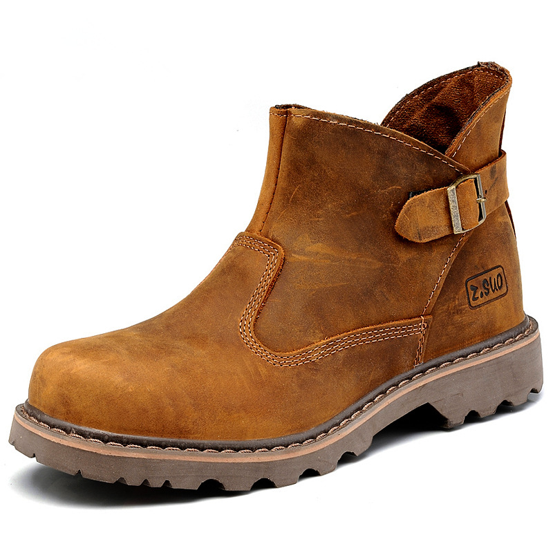 Oxford Work Boots Promotion-Shop for Promotional Oxford Work Boots ...