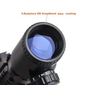 Image 4 - 3 9x32 eg狩猟スコープレッド/グリーンドットイルミネーション視力戦術狙撃スコープw/22ミリメートル空気銃