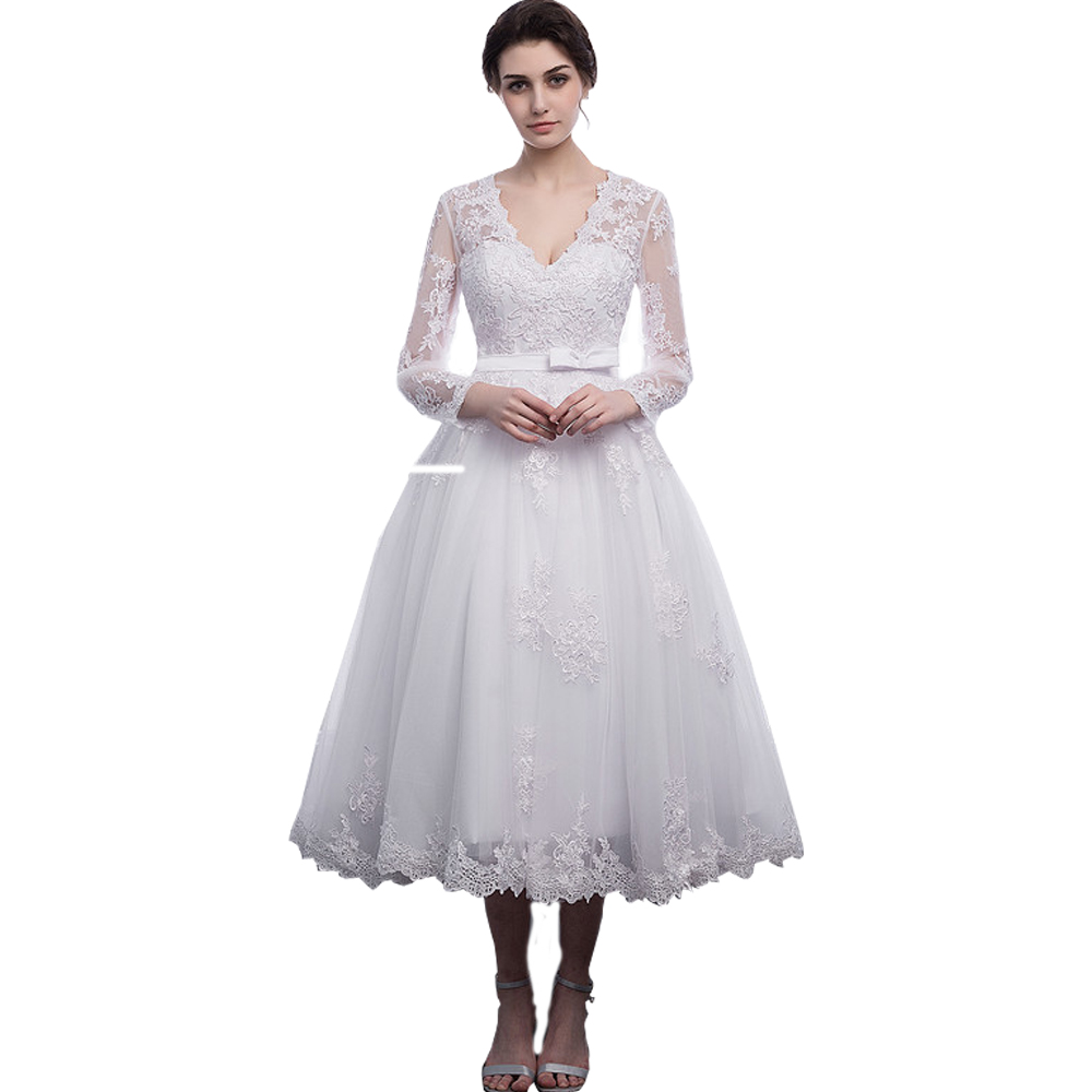Chiffon Mother and Daughter Clothes Long Sleeve Women Wedding Dress For Wedding and Evening Gowns Lace Prom Dresses For Women lace jacquard spliced chiffon bohemian v neck short sleeve dress for women
