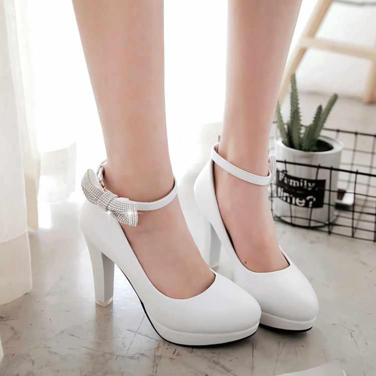 Big Size 11 12 13 14 platform heels
