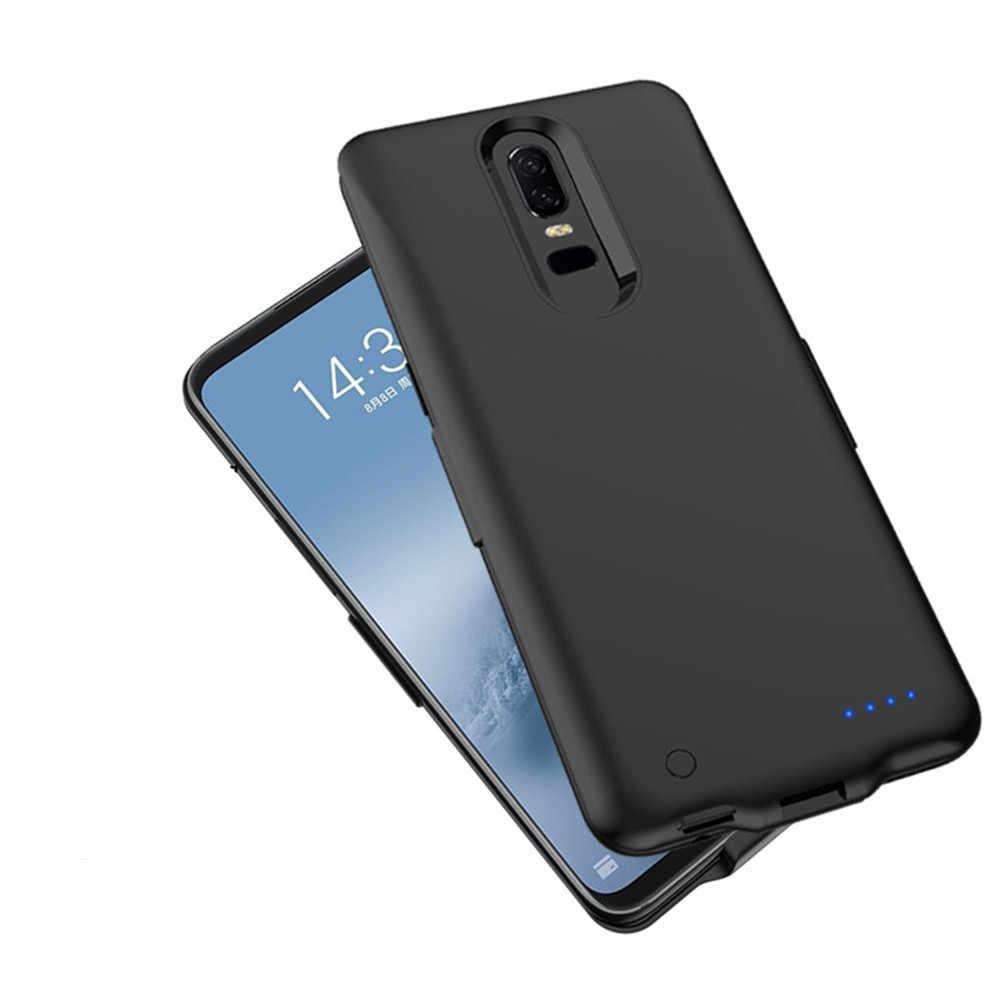 Sạc Pin 6500mAh Pin Sạc Điện Dành Cho Xiaomi Redmi Note 4X Di Động Gắn Ngoài Dự Phòng Pin Sạc