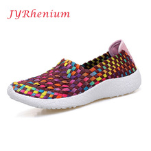 New Arrival Women Sneakers Outdoor Running Shoes Female Sport Breathable Air Mesh Comfortable Light Shoes Walking Shoe