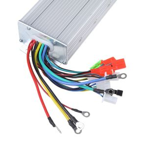 Image 4 - 48 72v 1500ワット4 1でe bicyleスクーターブラシレスインテリジェントデュアルモードコントローラ