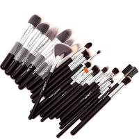 24 Pcs Premium Makeup Brushes Set Soft Hair Professional Makeup Artist Cosmetics Brush Tool Kit YE20